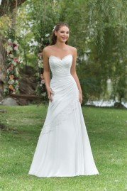 Sweetheart Wedding Gown 6150