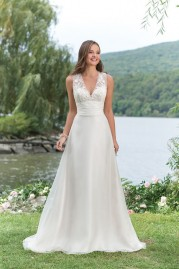 Sweetheart Wedding Gown 6151
