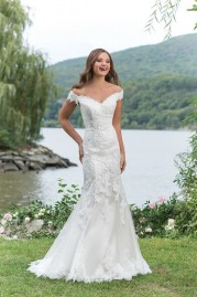 Sweetheart Wedding Gown 6155