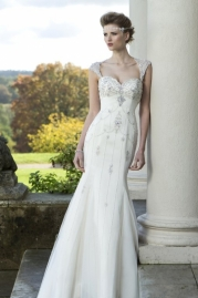 True Bride Wedding Dress Style W160