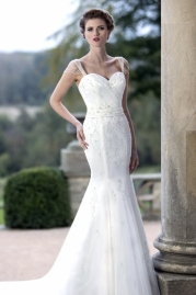 True Bride Wedding Dress Style W161