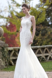 True Bride Wedding Dress Style W166