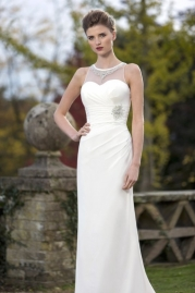 True Bride Wedding Dress Style W171