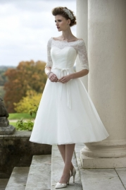 True Bride Wedding Dress Style W172