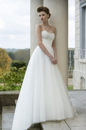 True Bride Wedding Dress Style W173