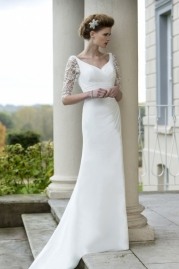 True Bride Wedding Dress Style W174