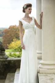 True Bride Wedding Dress Style W175