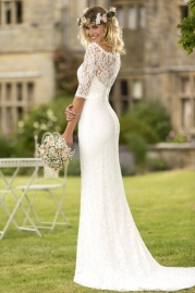 True Bride Wedding Dress Style W186