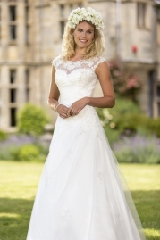 True Bride Wedding Dress Style W191