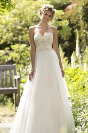 True Bride Wedding Dress Style W193