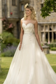 True Bride Wedding Dress Style W194