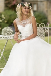 True Bride Wedding Dress Style W195