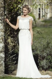 True Bride Wedding Dress Style W207