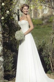 True Bride Wedding Dress Style W210