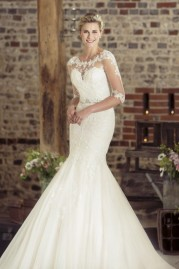 True Bride Wedding Dress W231