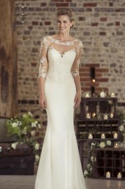 True Bride Wedding Dress W237