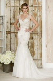 True Bride Wedding Dress W243
