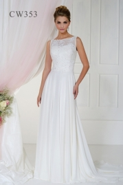 Veromia Belice Wedding Dress CW353