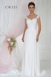 Veromia Belice Wedding Dress CW355