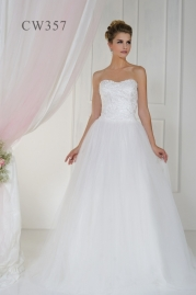 Veromia Belice Wedding Dress CW357