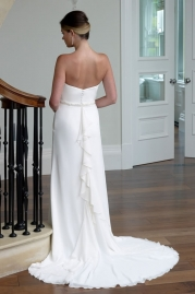 Veromia DZage Wedding Dress D31553 Back