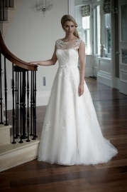 Veromia DZage Wedding Dress DS31576